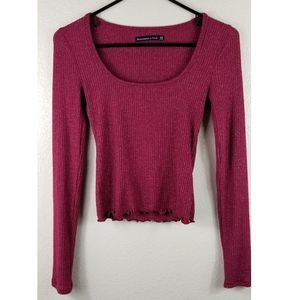 Abercrombie & Fitch Pink , Pink Sparkle XS